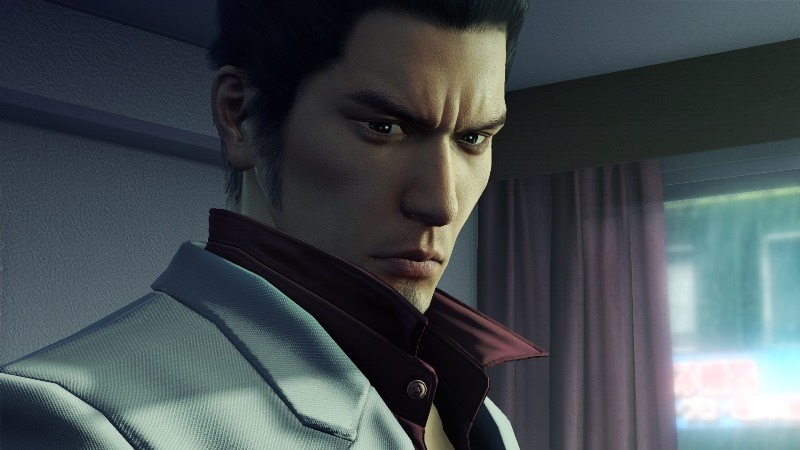 Screenshot of Kiryu