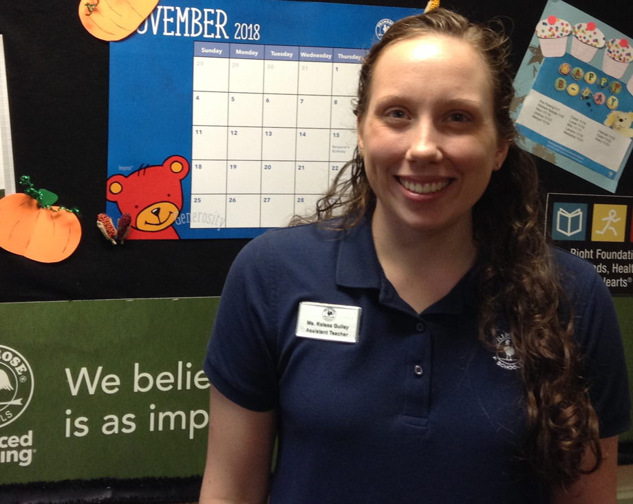 Mrs. Kelsea Gulley , Explorers Lead Teacher