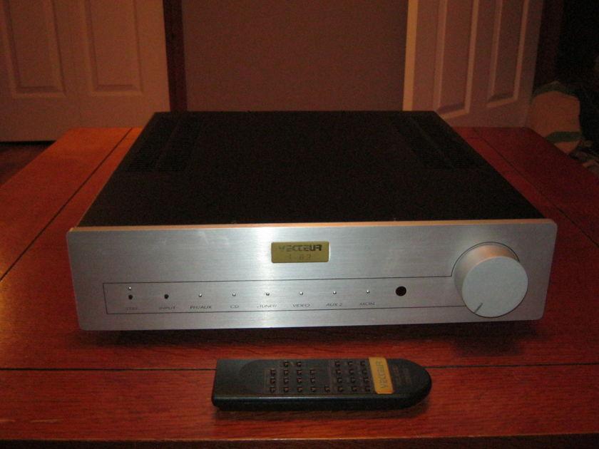 Vecteur  Integrated  6.2 Amplifier