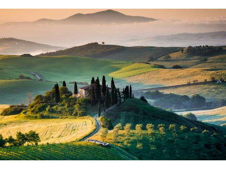 Just Grab Your Passport: The Pleasures and Treasures of Tuscany