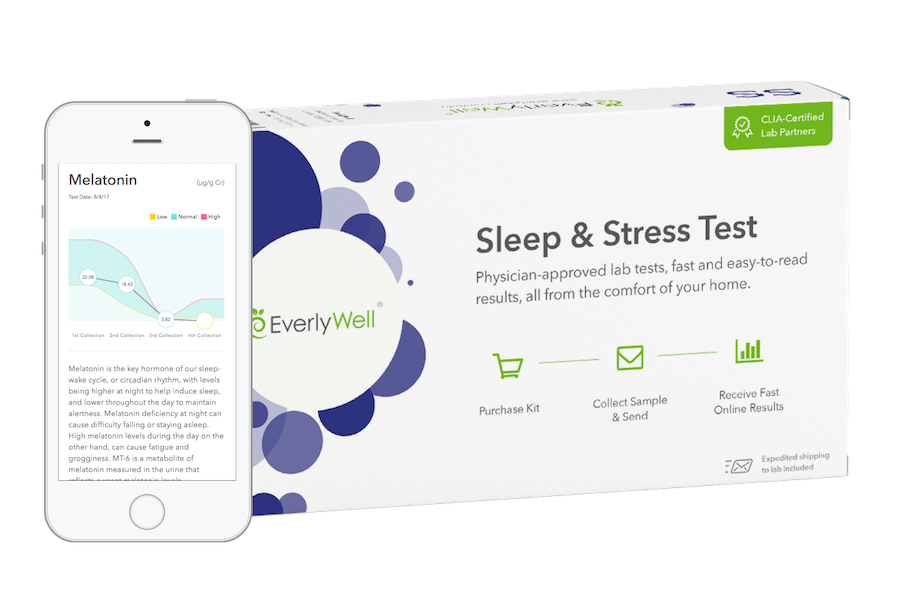 Sleepandstressdevicemockupphoneandboxcopy