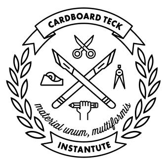 Cardboard Teck Instantute logo