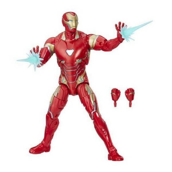 Avengers Infinity War: Marvel Legends: Iron Man Figure By Hasbro  India