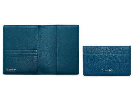 Tiffany's Pond Travel Package (Card Case and Passport Cover)