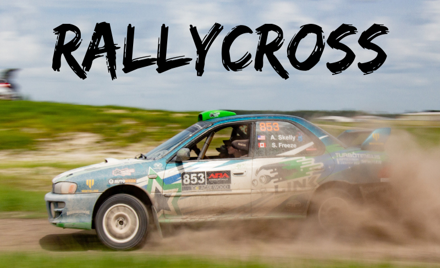 RallyCross at The FIRM