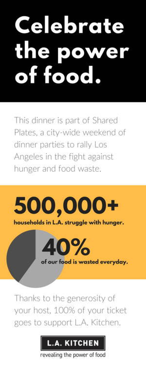 L.A. Kitchen Mission: reduce food waste, empower local people