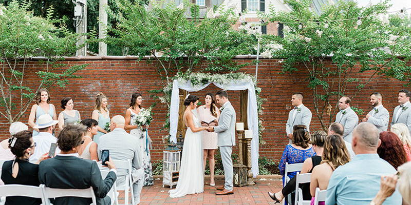 Choosing Your Ceremony Space