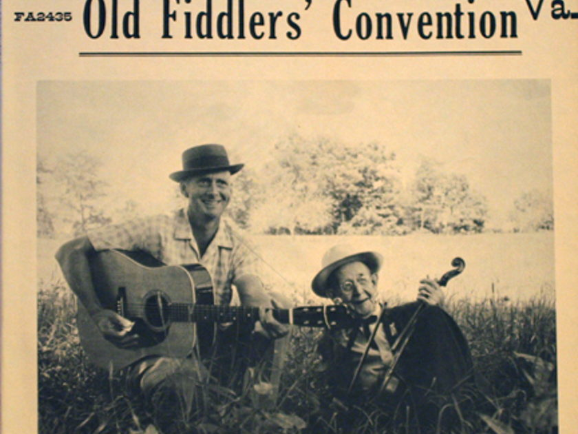 Galax: Old Time Fiddler's Convention: - Old Time Dance Music