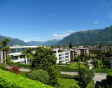Ascona - Apartment with 4.5 rooms and large terrace in the center