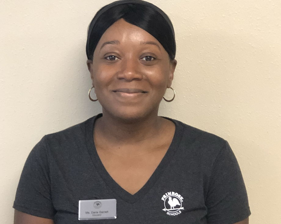 Ms. Garrett , Private Pre-Kindergarten Educator