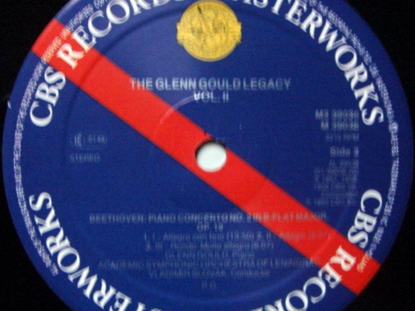 CBS Digital / GLENN GOULD, - Legacy Vol..2 (Haydn-Beethoven-Mozart), MINT, 3LP Box Set!