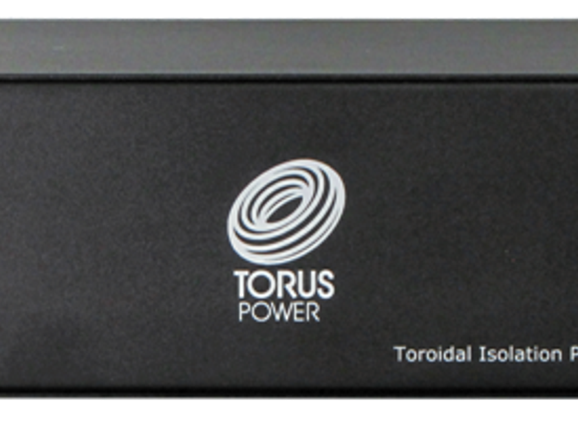 TORUS POWER TOT MAX 15A (Black) AC Conditioner: Mint Condition; Original Packaging; Demo Unit; Full Warranty; 40% Off Retail