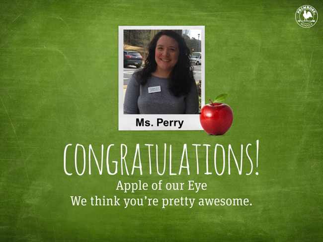Ms. Perry