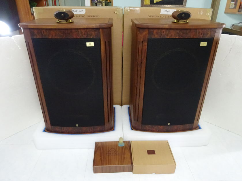 Tannoy Prestige Canterbury Gold Reference Speaker - Free Shipping