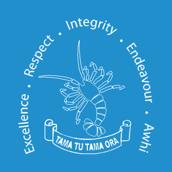 Kaikoura High School logo