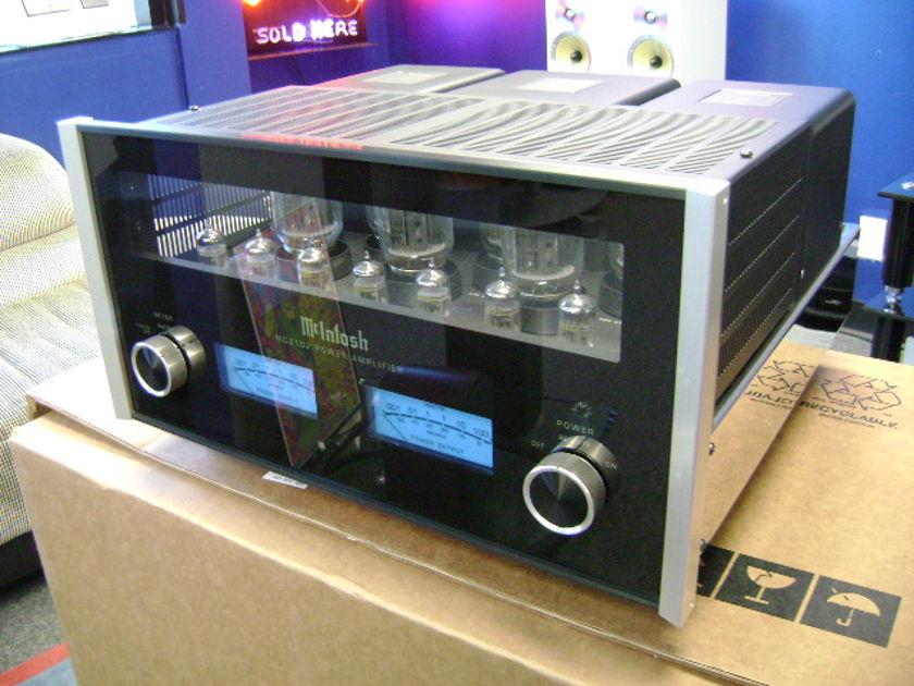 McIntosh MC2102 Pure Tube Amplifier - SWEET!