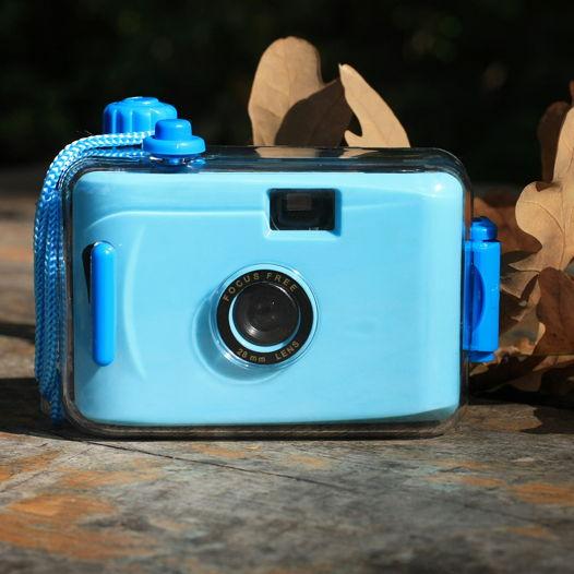 Пленочный водонепроницаемый фотоаппарат 35 мм