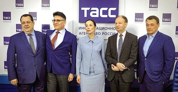 Юлия Голубева приняла участие в пресс-конференции, посвященной 20-летию ФКК - Новости радио OnAir.ru