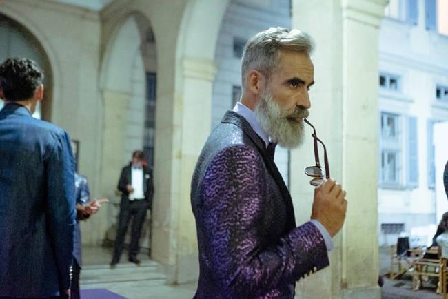 Bilionaire italienische Couture Männer Sammlung