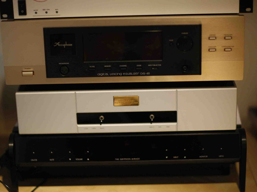 Accuphase DG 48 Equalizer