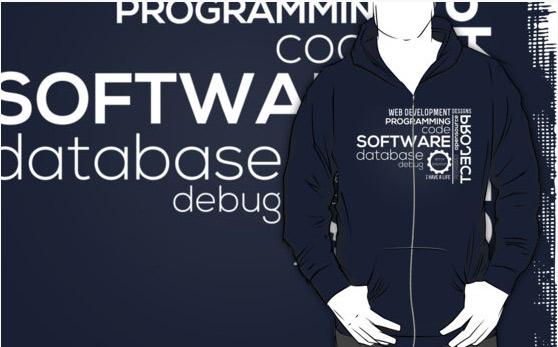 Hoodie Programmer