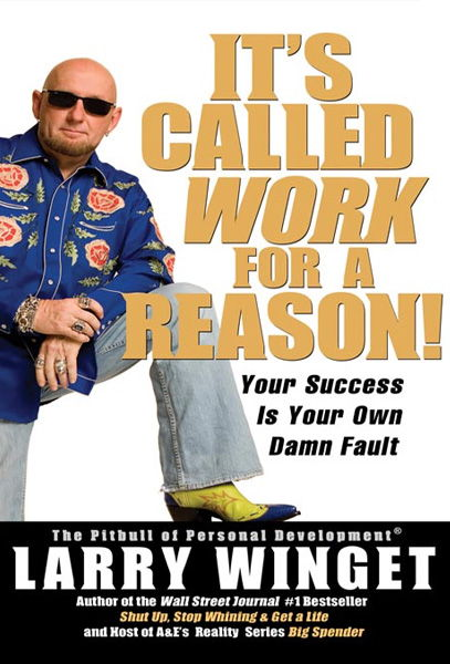 It's Called Work for a Reason Audible Book