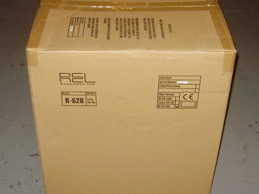 Rel R-528 Sub-Base System Black Gloss,Brand New,Killer