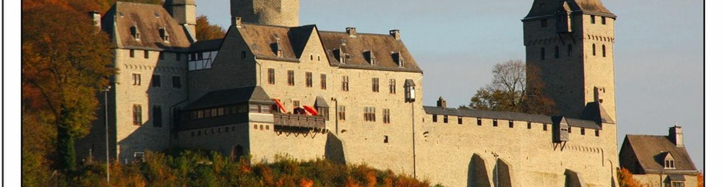 Альтена: Замок, пещера и немецкие пионеры.