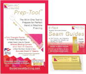 Prep-Tool and 6-Pack Seam Guides