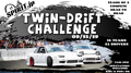 TWIN-DRIFT CHALLENGE - 09/15/19