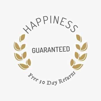 Happiness Guaranteed