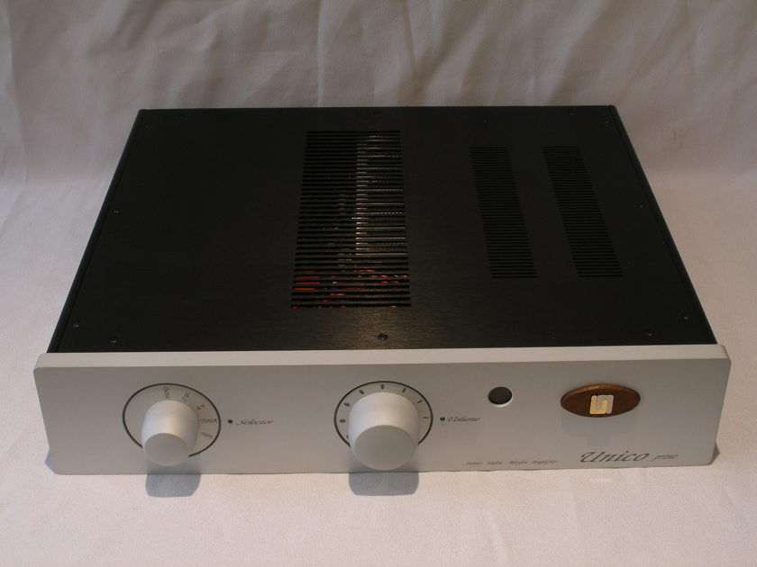 Unison Research Unico Primo Hybrid Integrated Amp