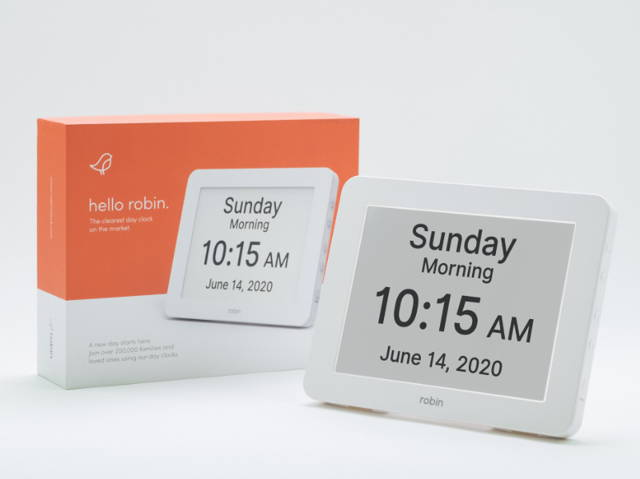 Best Day Clock for seniors