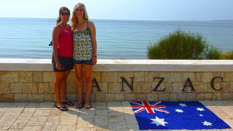 ANZAC, Gallipoli, Turkey
