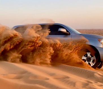 VIP тур — сафари в пустыне с ужином и шоу–программой