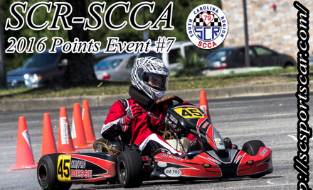 2016 scr autocross championship 7 info on aug 13 2016 for Coliseum motors north charleston