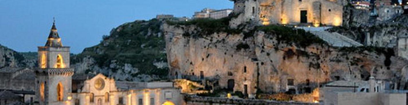 Экскурсия в Матеру — колыбель пещерной цивилизации