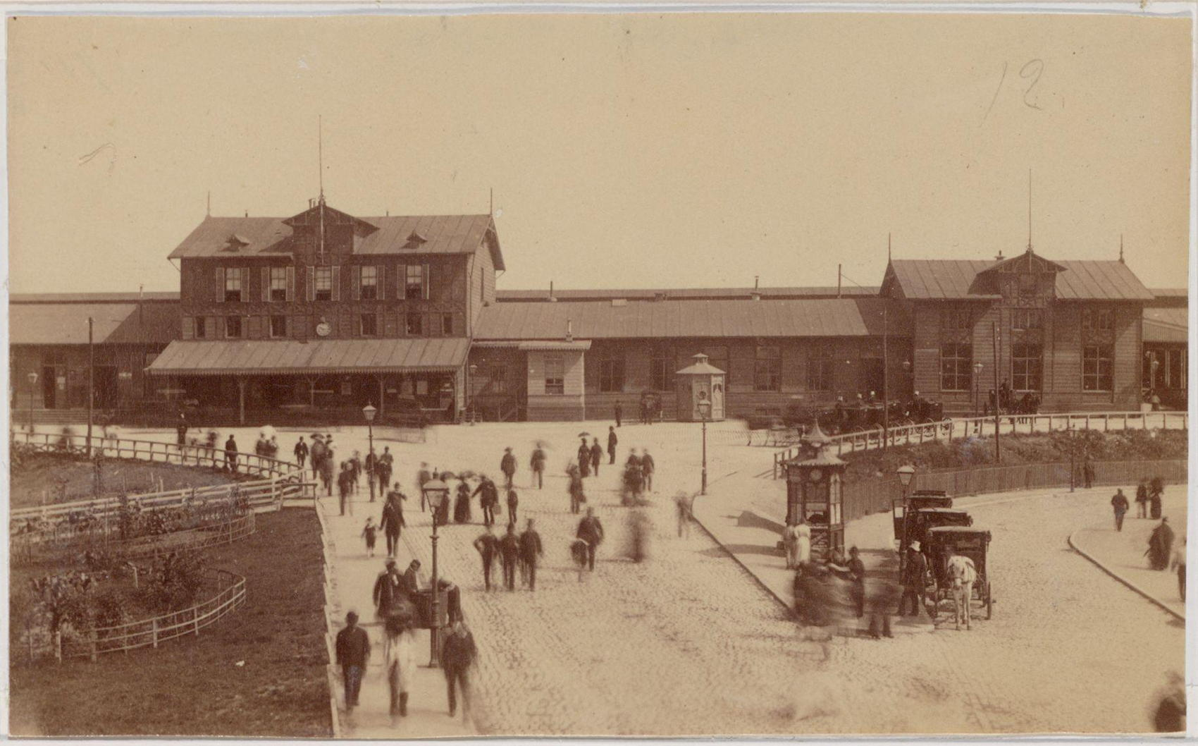 station westerdok