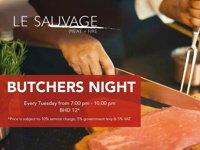 BUTCHERS NIGHT image