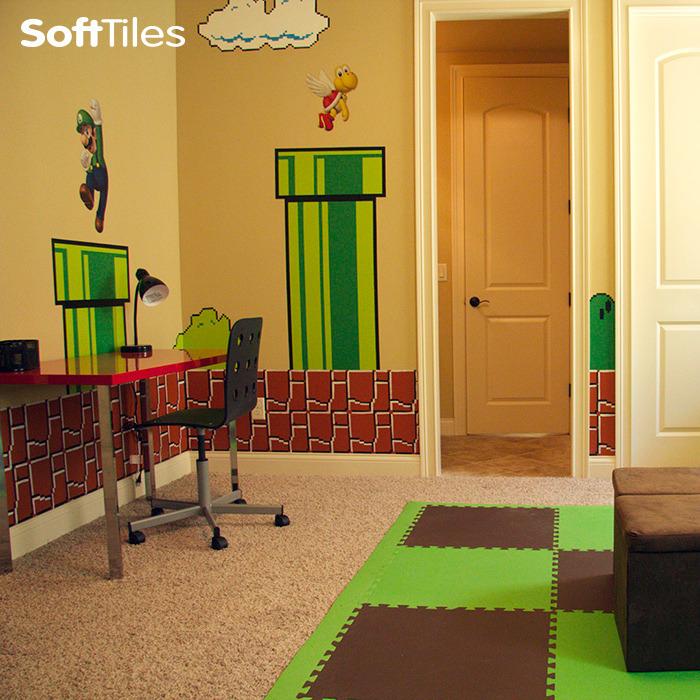 Childrens Foam Floor Tiles