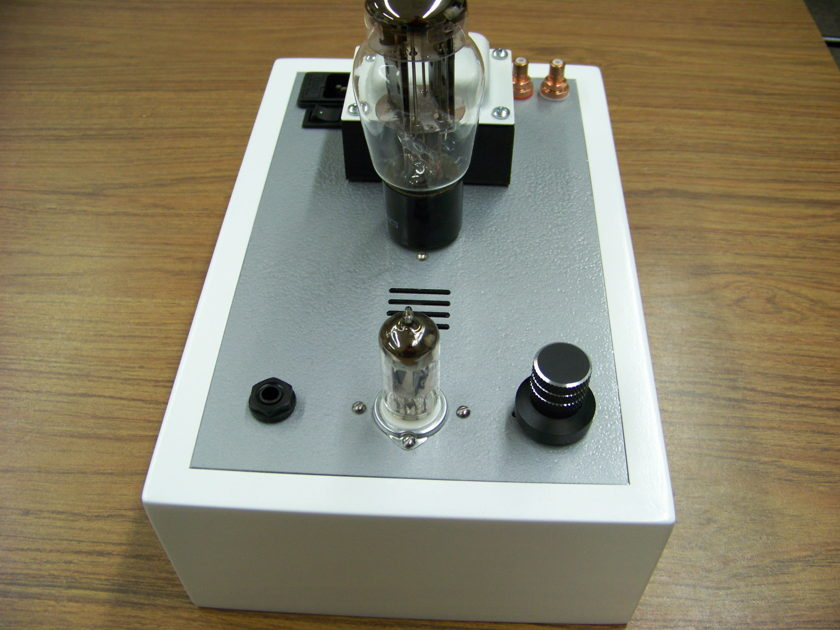 Bottlehead Crack  with Speedball upgrade Tung Sol 5998