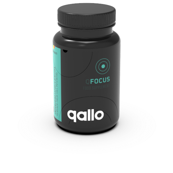 QFocus supplement - concentration, focus