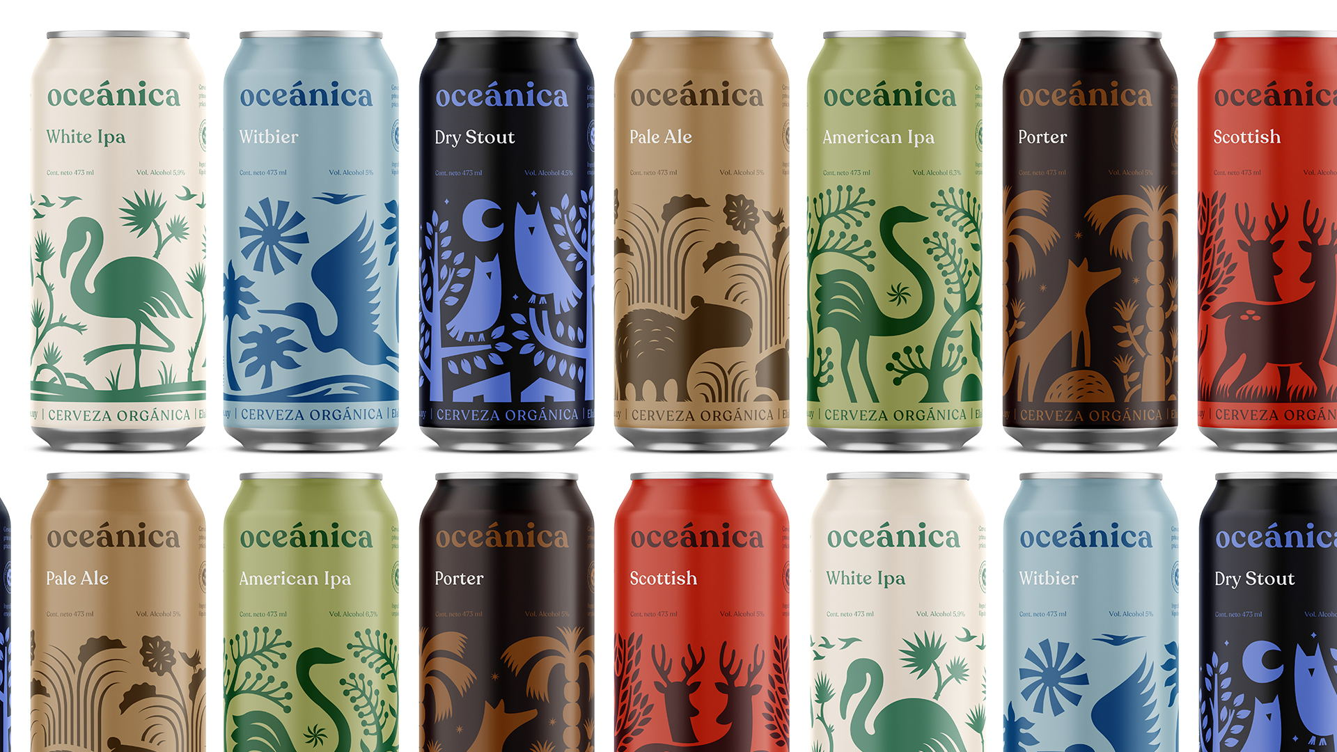 Check Out This Beer That Pays Tribute To The Flora and Fauna of Uruguay