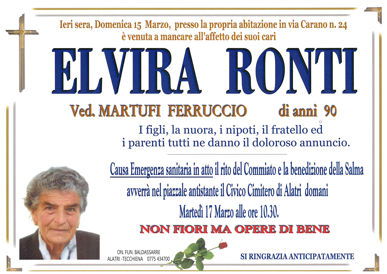 Elvira Ronti