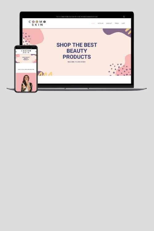 Makeup & Beauty Niche Store