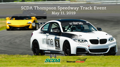 SCDA- Thompson Speedway- Track Event- May 11th