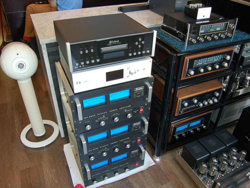 McIntosh MS750 Music Server 750GB