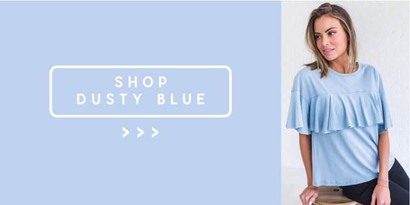 shop light blue spring color styles from bella ella boutique