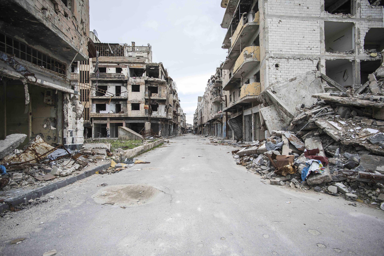 City of Homs, Syria
