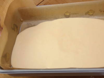 Bake swiss roll cake